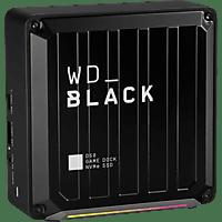 WD Black D50, 2 TB SSD, extern, Schwarz