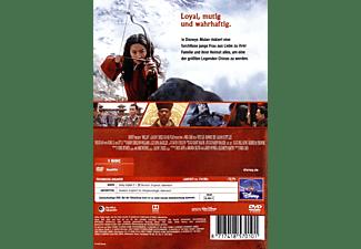 MULAN (LIVE-ACTION) DVD