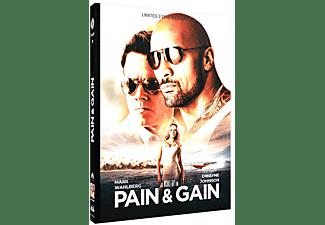 Pain & Gain - Mediabook - Cover A - Limited Edition auf 333 Stück Blu-ray + DVD