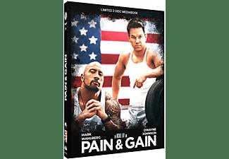 Pain & Gain - Mediabook - Cover B - Limited Edition auf 333 Stück Blu-ray + DVD