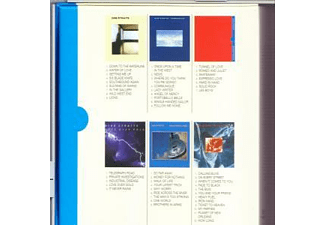 Dire Straits - The Studio Albums 1978 - 1991  - (CD)