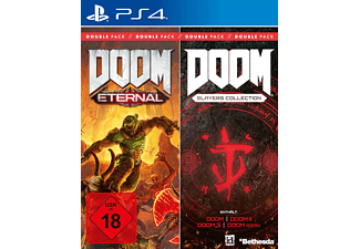 PS4 DOOM DOUBLE PACK - [PlayStation 4]