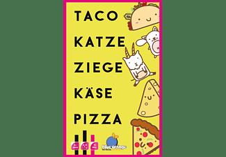 BLUE ORANGE Taco Katze Ziege Käse Pizza Gesellschaftsspiel Mehrfarbig