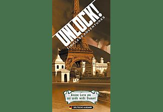 SPACE COWBOYS Unlock! - Arsene Lupin und der große weiße Diamant (Einzelszenario) Gesellschaftsspiel Mehrfarbig