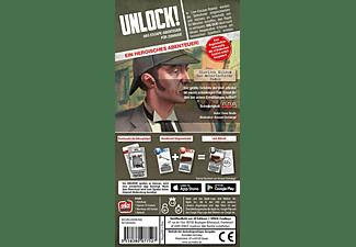 SPACE COWBOYS Unlock! - Sherlock Holmes: Der scharlachrote Faden (Einzelszenario) Gesellschaftsspiel Mehrfarbig