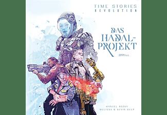 SPACE COWBOYS T.I.M.E Stories Revolution - Das Hadal-Projekt Gesellschaftsspiel Mehrfarbig