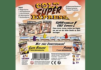 LUDONAUTE Colt Super Express Gesellschaftsspiel Mehrfarbig