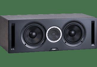 ELAC Debut Reference C5 HiFi Lautsprecher (Hochtöner: 1 x 25 mm Kalotte, Tieftöner: 2 x 130 mm Konus, Aramid-Faser verstärkt, Schwarz/Holz