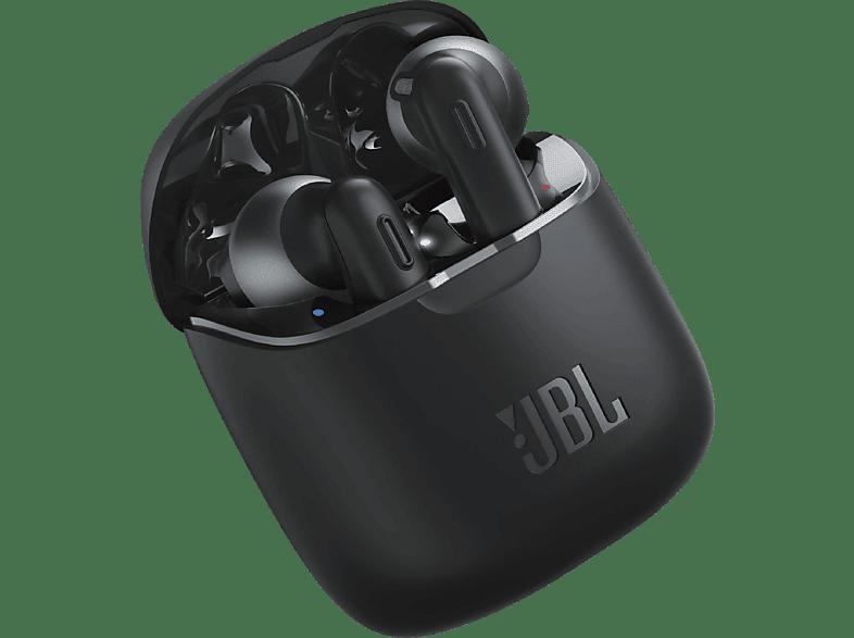 JBL Tune 220, In-ear True Wireless Kopfhörer Bluetooth Schwarz