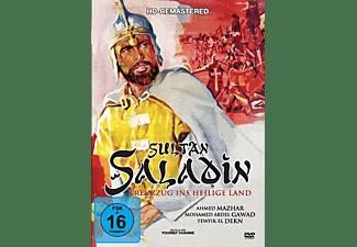 SULTAN SALADIN-KREUZZUG INS HEILIGE LAND HD-rema DVD
