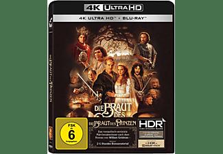 Die Braut des Prinzen 4K Ultra HD Blu-ray + Blu-ray