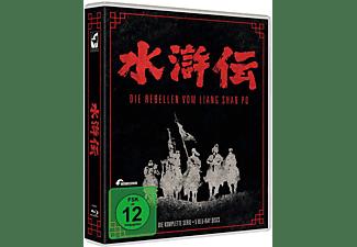 DIE REBELLEN VOM LIANG SHAN PO Blu-ray