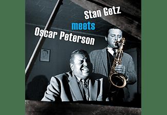 Stan Getz, Oscar Peterson - STAN GETZ MEETS OSCAR PETERSON  - (Vinyl)