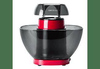 Palomitero - Cecotec Fun&Taste P'Corn Easy, 1200 W, Sistema por aire caliente, 80 g Palomitas, 3 Minutos, Rojo