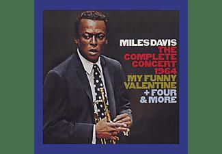 Miles Davis - Complete Concert 1964  - (CD)