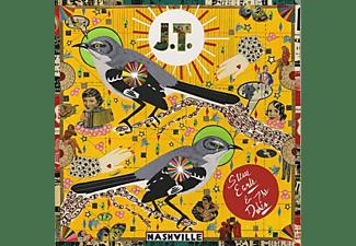 Earle, Steve & Dukes, The - J.T.  - (Vinyl)