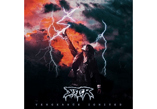 Sister - Vengeance Ignited  - (CD)