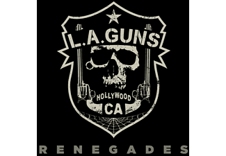 The L.a.guns - RENEGADES  - (Vinyl)