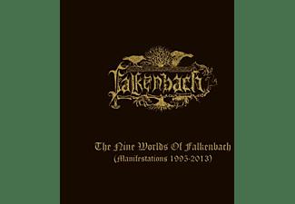 Falkenbach - The Nine Worlds of Falkenbach (7 Digibooks/9CDs)  - (CD)