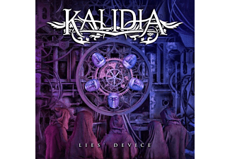 Kalidia - LIES DEVICE (2021 VERSION)  - (CD)