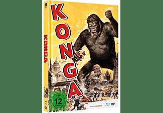 Konga - British Horror Classics Blu-ray + DVD