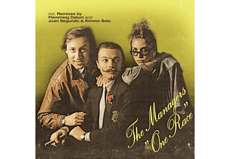 The Managers - ONE RACE  - (Vinyl)