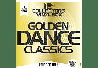 Cappella - Whigfield - Benassi - Golden Dance Classics  - (Vinyl)