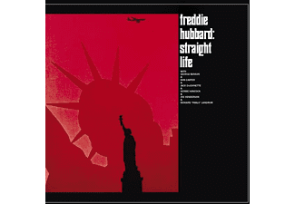 Freddie Hubbard - Straight Life  - (CD)