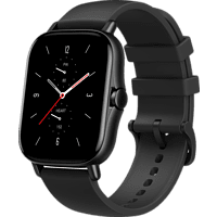 AMAZFIT A1969 GTS 2, Smartwatch, 70 mm + 100 mm, Midnight Black
