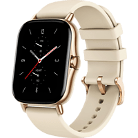 AMAZFIT A1969 GTS 2, Smartwatch, 70 mm + 100 mm, Desert Gold