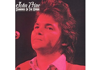 John Prine - Diamonds in the Rough  - (Vinyl)