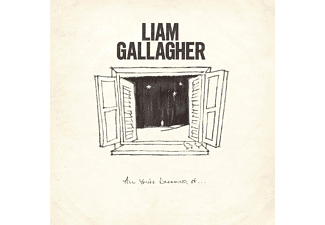 Liam Gallagher - ALL YOU'RE DREAMING OF (WHITE)  - (Vinyl)