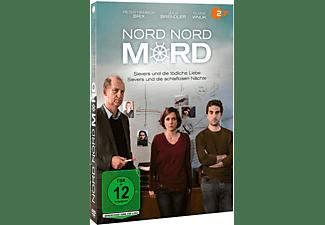 Nord Nord Mord - Sievers und die tödliche Liebe / Sievers und die schlaflosen Nächte DVD