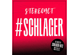 Stereoact - #Schlager  - (CD)