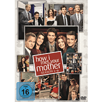 HOW I MET YOUR MOTHER KOMPL.BOX 1-9 DVD