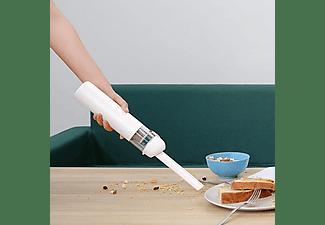 Aspirador de mano - Xiaomi Mi Vacuum Cleaner Mini, 120W, 13000 Pa, 88000 rpm, 30 min autonomía, HEPA, Blanco