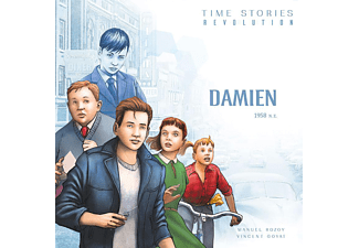 "SPACE COWBOYS T.I.M.E Stories Revolution - Szenario ""Damien"" Gesellschaftsspiel Mehrfarbig"