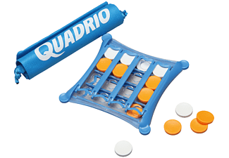 HURRICAN Quadrio Gesellschaftsspiel Mehrfarbig