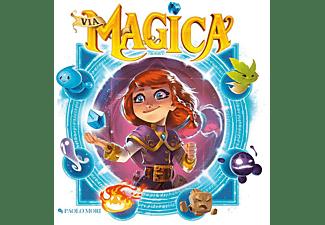 HURRICAN Via Magica Gesellschaftsspiel Mehrfarbig