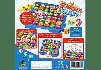 CMON Sugar Blast Gesellschaftsspiel Mehrfarbig