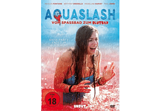 Aquaslash - Vom Spassbad zum Blutbad DVD
