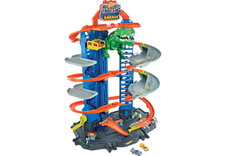 HOT WHEELS Megacity Parkgaragenspielzeugset Mehrfarbig