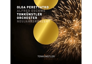 Peretyatko,O./Eschwé,Alfred/Tonkünstler-Orchester - Neujahrskonzert  - (CD)