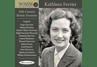Maria Yudina - Kathleen Ferrier: 20th-Century British Treasures  - (CD)