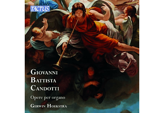 Gerwin Hoekstra - OPERE PER ORGANO  - (CD)