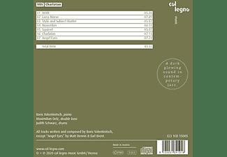 Valentinitsch,Boris/Oelz,Maximilian/Schwarz,Judith - Charlatan  - (CD)