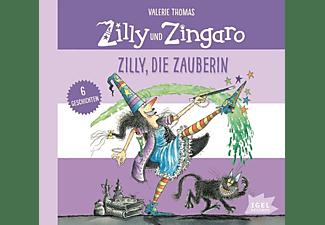 Valerie Thomas - Zilly und Zingaro: Zilly,die Zauberin  - (CD)