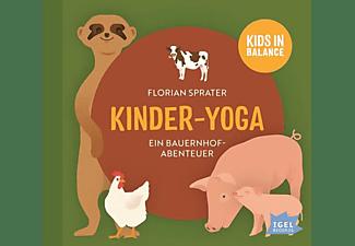 Florian Sprater - Kinder-Yoga: Ein Bauernhof-Mitmach-Abenteuer  - (DVD)