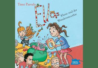 Timo Parvela - Ellas Klasse und der Wundersmoothie  - (DVD)