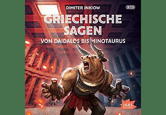 Dimiter Inkiow - Griechische Sagen: Von Daidalos bis Minotaurus  - (DVD)